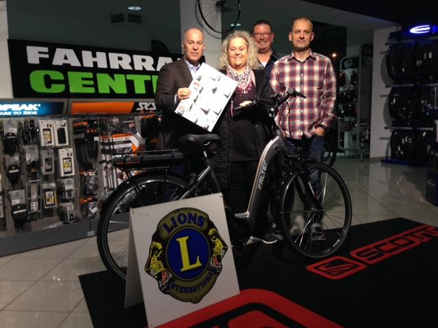 E-Bike Übergabe 3