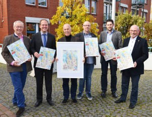 LIONS Adventkalender 2015 Bürgermeister